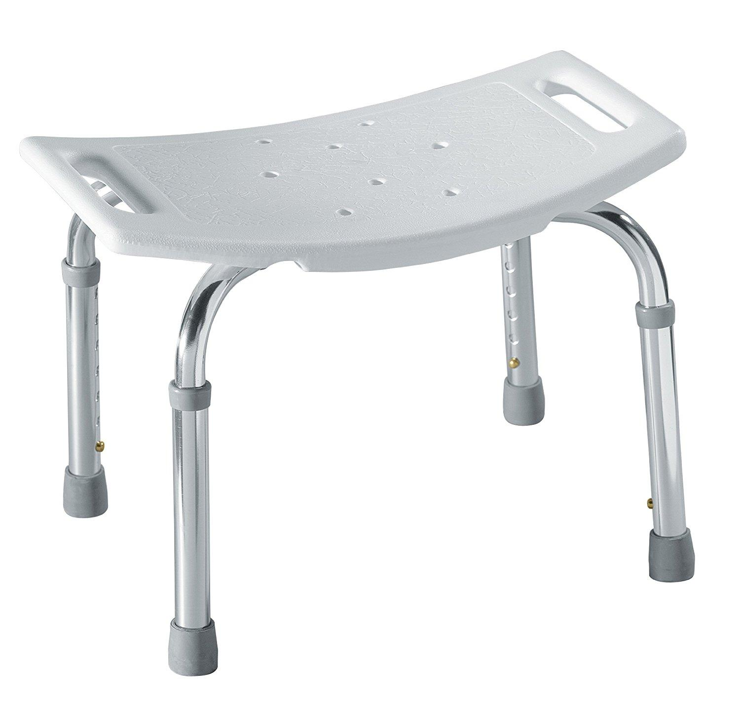 Amazon Moen DN7025 Adjustable Tub and Shower Seat White