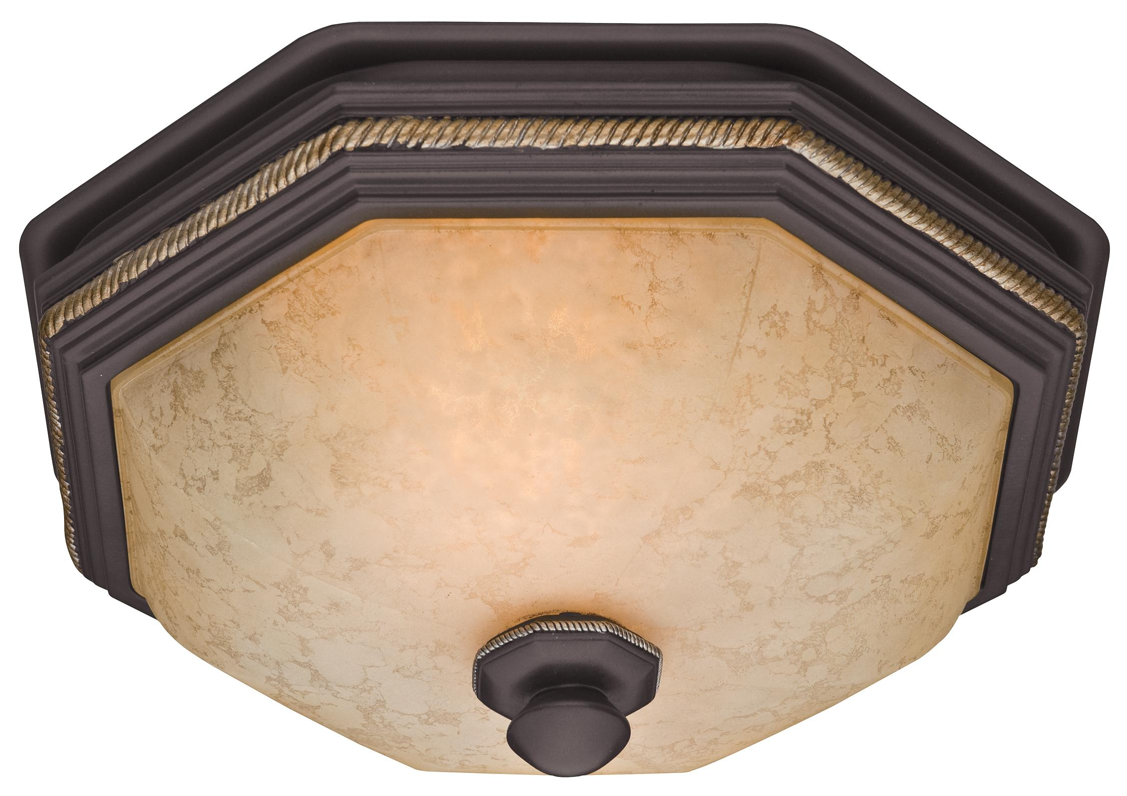 Amazoncom Hunter Ventilation Belle Meade Bathroom Exhaust - Bathroom exhaust fan with heat lamp for bathroom decor ideas