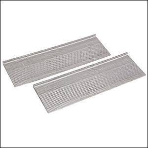 16 Gauge L Cleat, 16 Gauge T Cleat, And 15.5 Gauge Flooring Staples