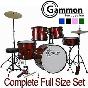 gammon drum set