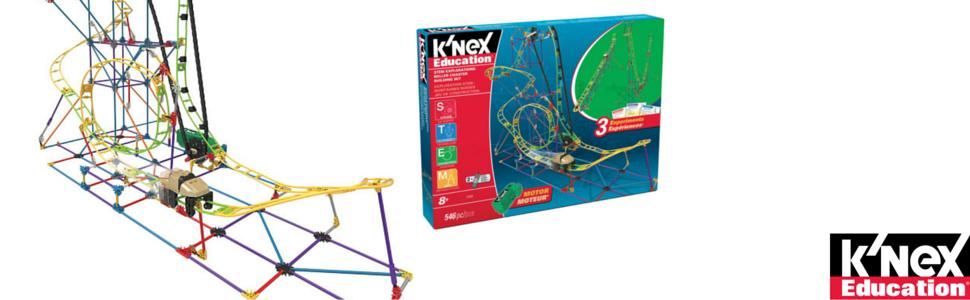 Amazon.com: K'NEX Education ‒ STEM Explorations: Roller