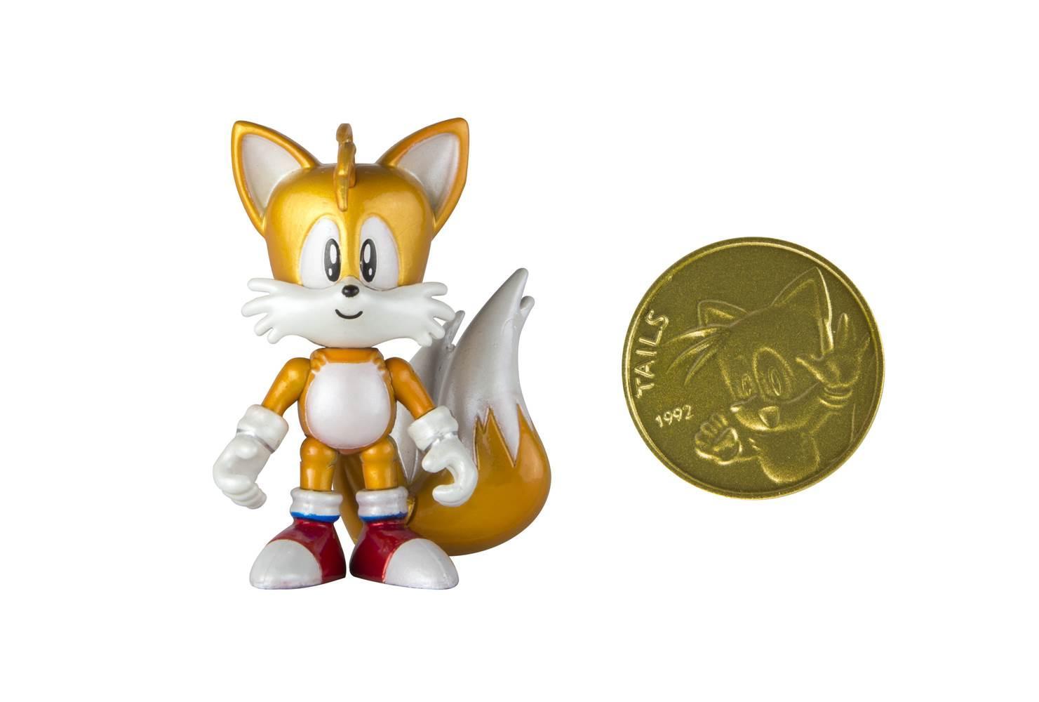 """Amazon.com: Sonic 25th Anniversary 3"""" Collector Figure ..."""