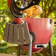 grill, rack, smoker