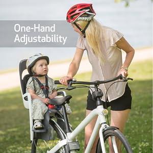 rear child bike seat hamax