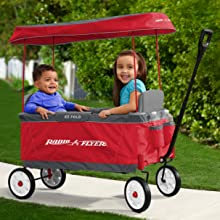 Amazon Com Radio Flyer Kid S Ultimate Ez The Best Folding