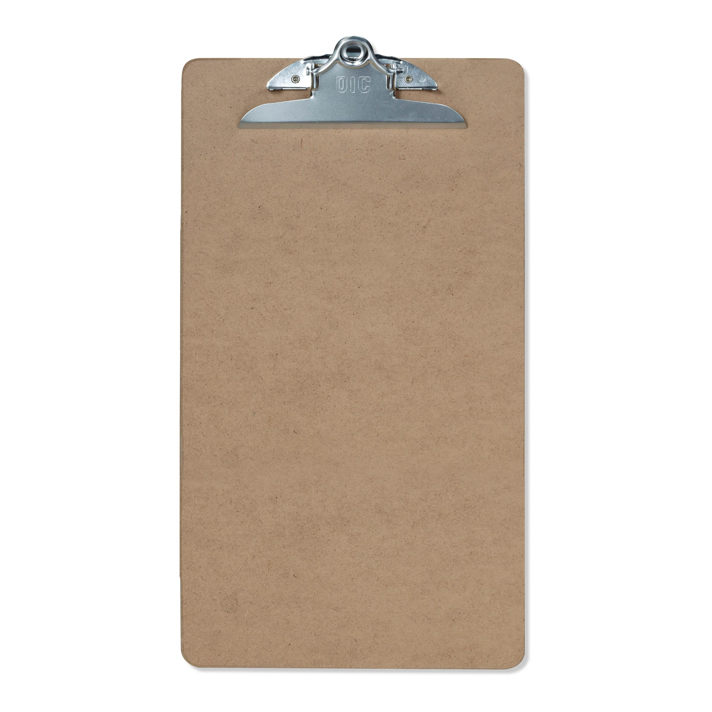 amazon com officemate wood clipboard legal size recycled 1