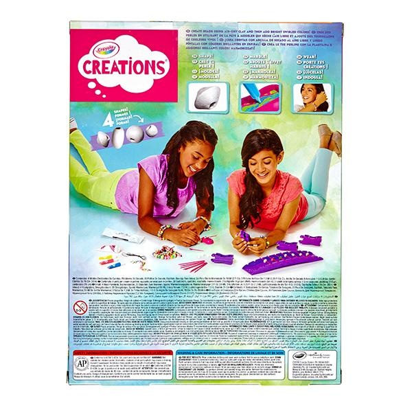 crayola air dry clay instructions