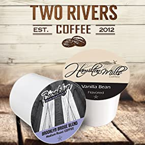 k cups, coffee variety
