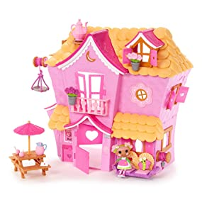 High Quality Mini Lalaloopsy Sew Sweet House