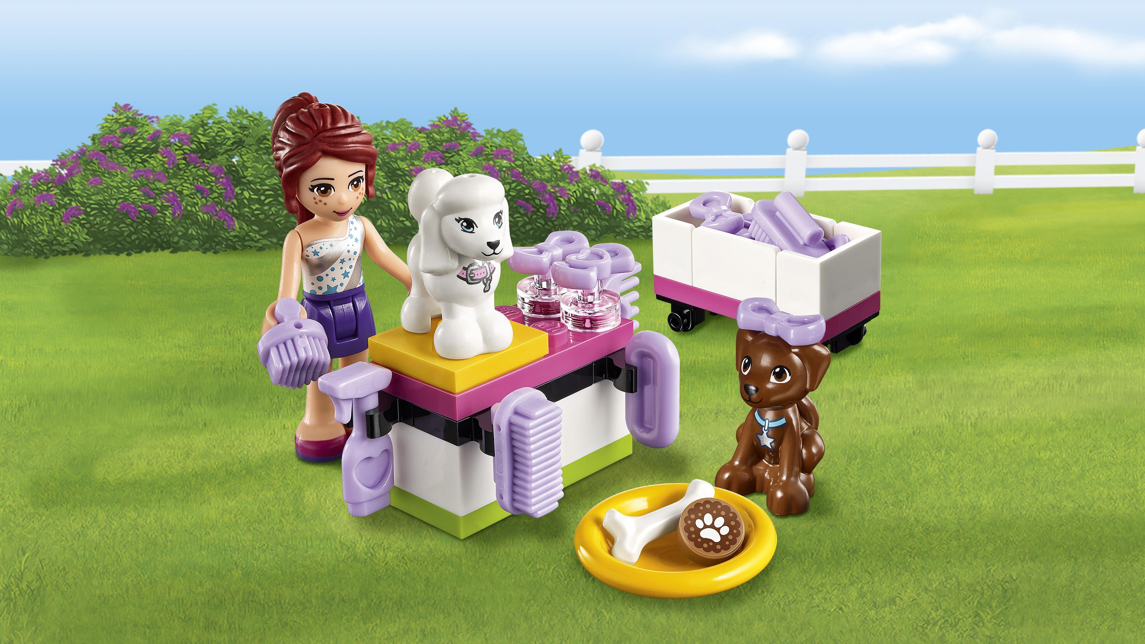 Amazon Com Lego Friends Puppy Championship 41300 Popular