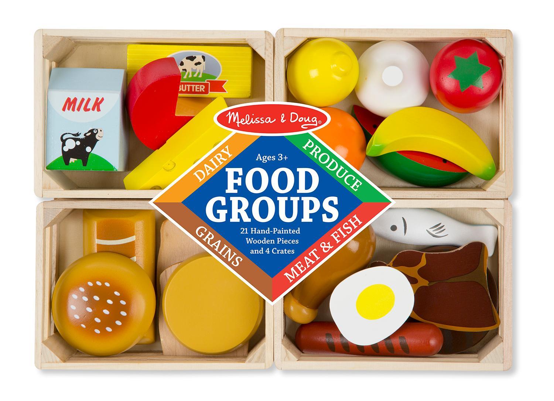 Toys For Groups : Amazon melissa doug food groups