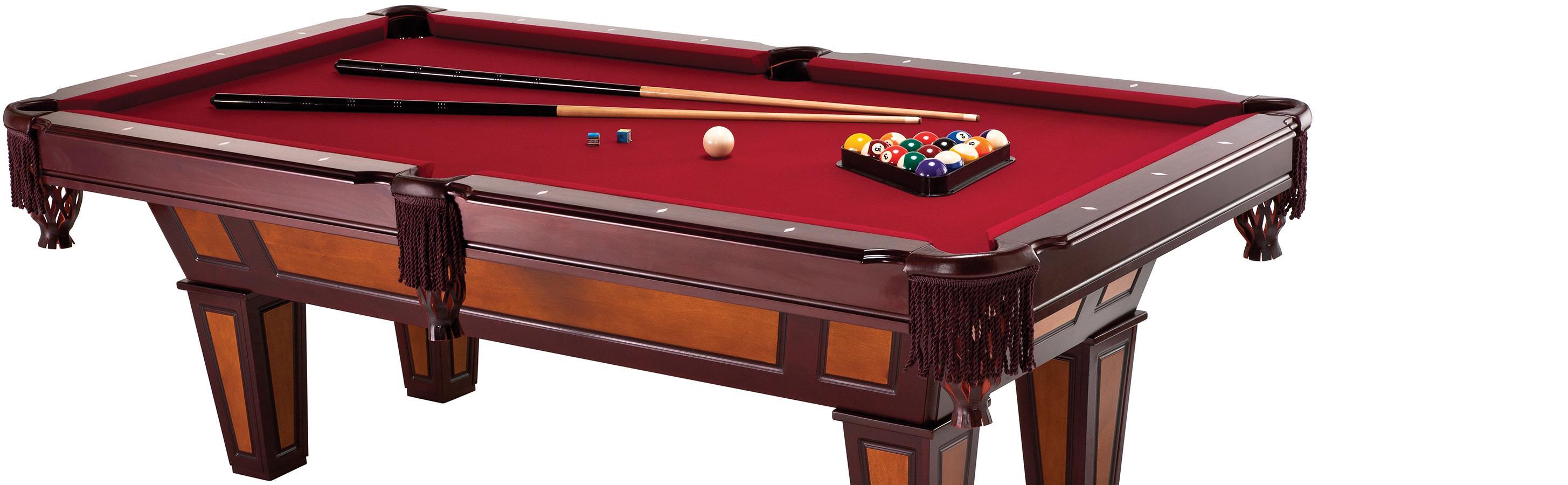 Fat cat reno ii 7 5 foot billiard pool game for Pool table 6 x 3