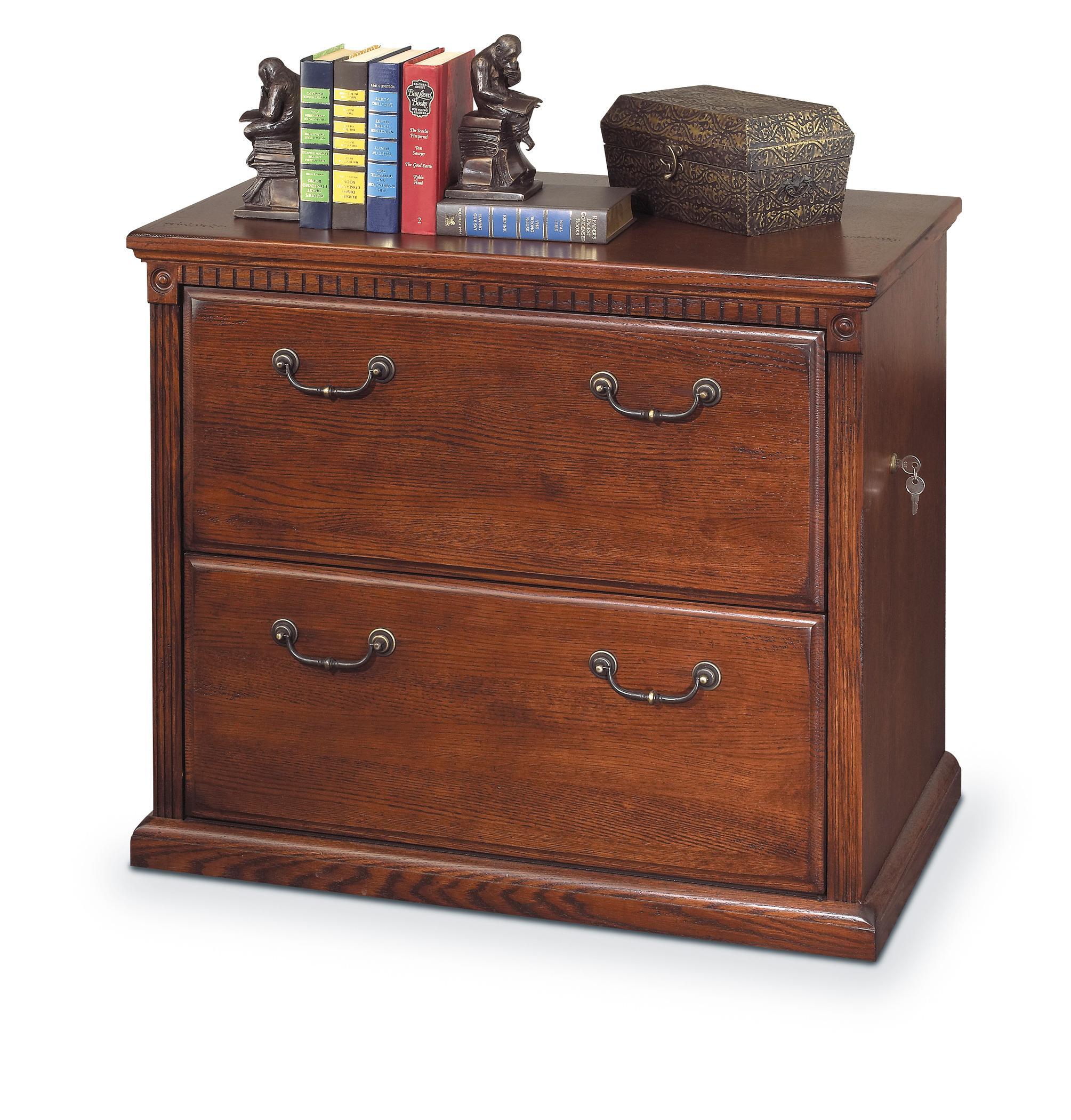 Amazon.com: Martin Furniture Oxford Single Pedestal Computer Desk ...
