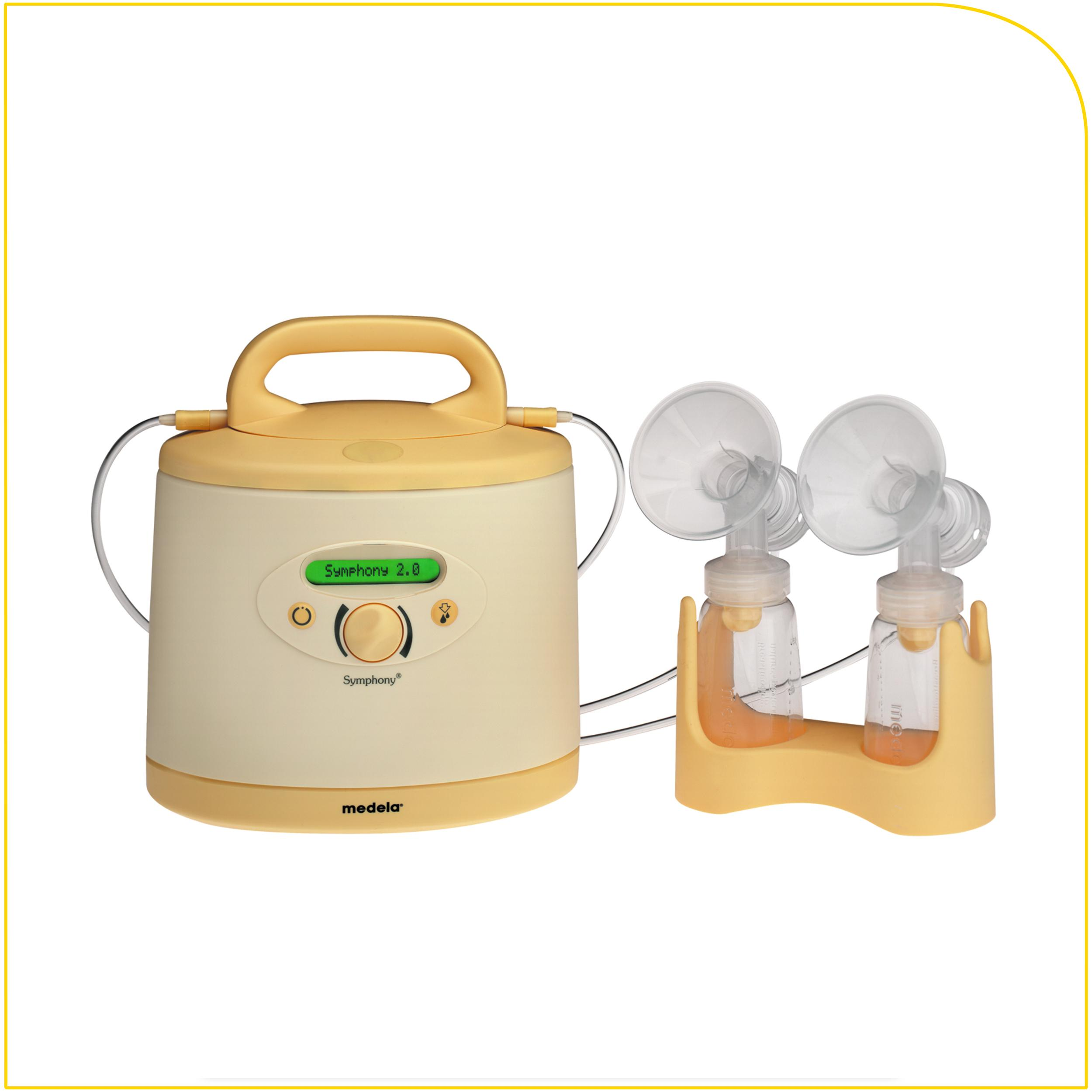 Amazon Com Medela Symphony Breast Pump Hospital Grade Breast Pump