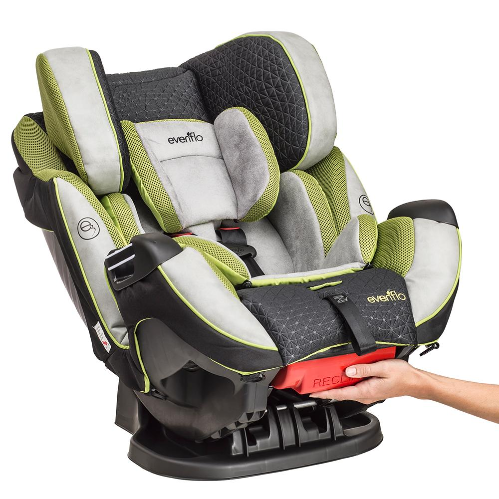 evenflo symphony dlx all in one convertible car seat ocala baby. Black Bedroom Furniture Sets. Home Design Ideas