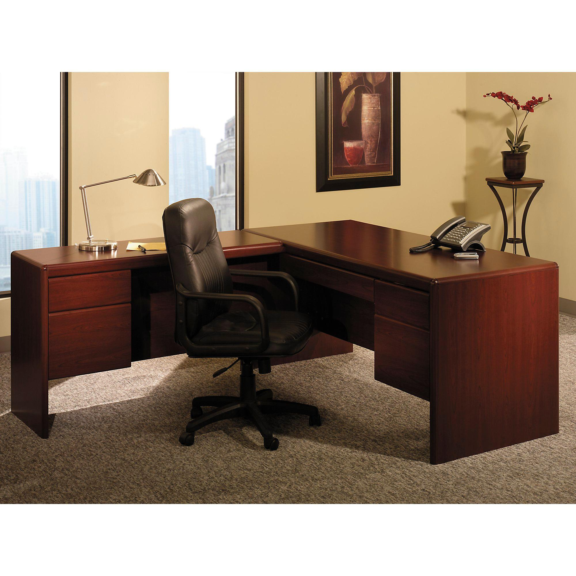 drawers home espresso in office product computer l overstock today desk garden bush free cabot oak furniture shipping with shaped