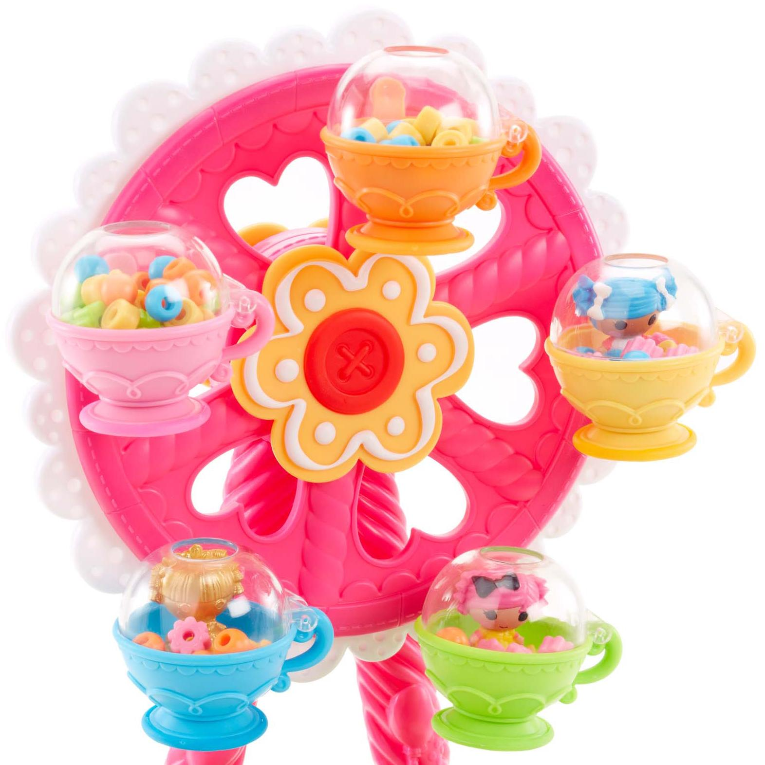 Amazon.com: Lalaloopsy Tinies Jewelry Maker Playset: Toys & Games