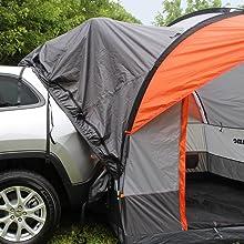 Vehicle Tent Sleeve