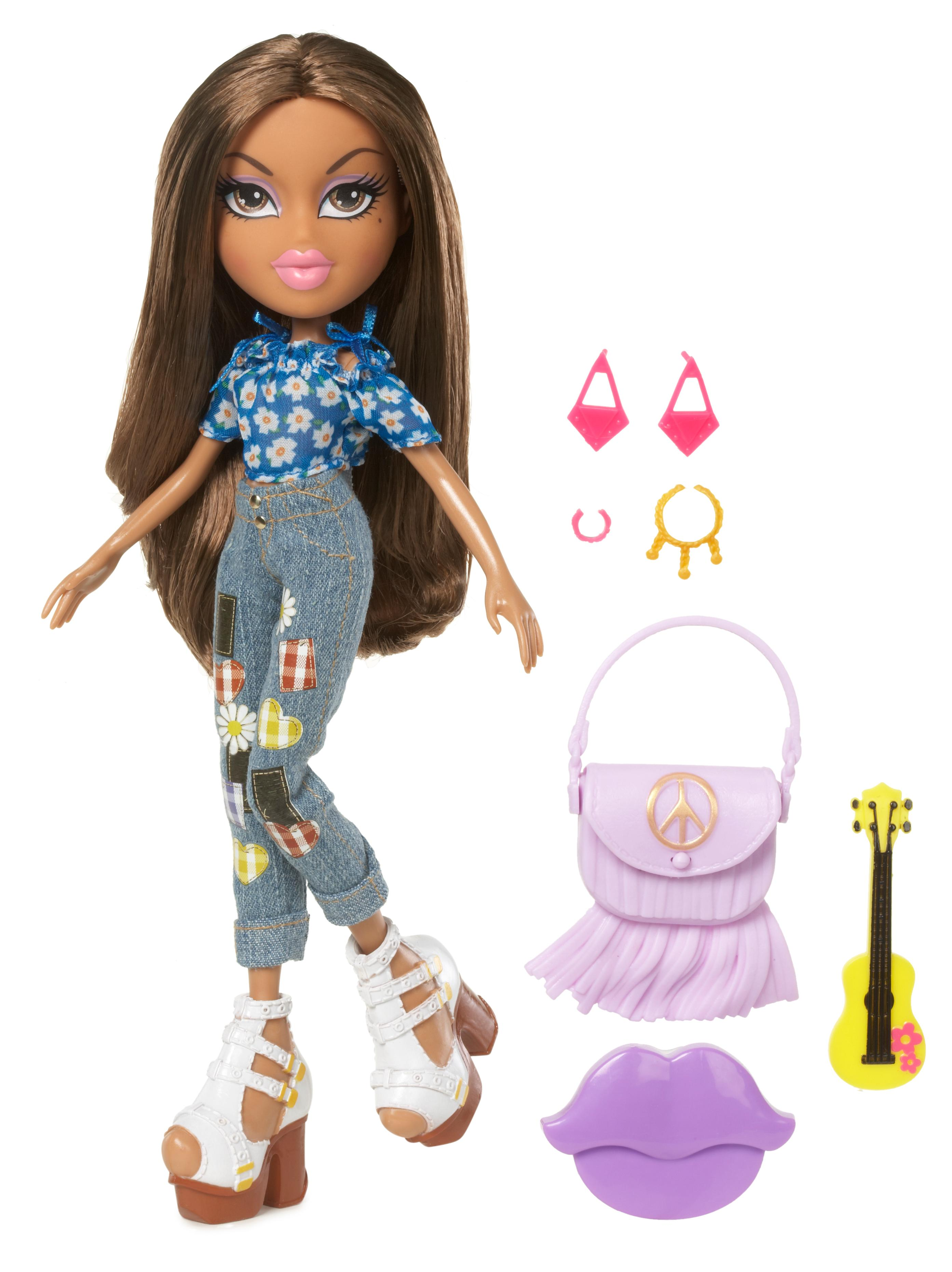 amazoncom bratz hello my name is doll yasmin
