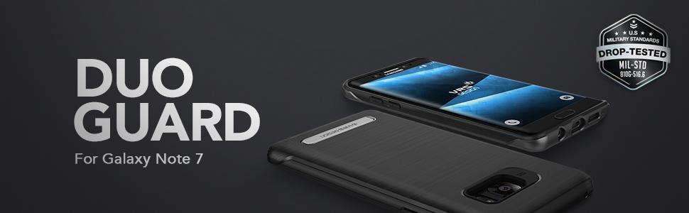 Galaxy Note 7 Case, VRS Design Duo Guard Series