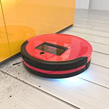 Robot Vacuum Cleaner Pet Hair Bobsweep