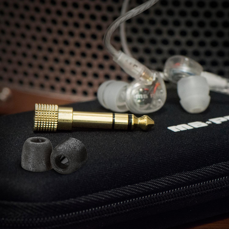 Amazon.com: MEE audio M6 PRO Universal-Fit Noise-Isolating Musician's