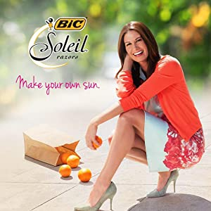 BIC Soleil, BIC Soleil Razors for women, womens razors, womens disposable razors, BIC razors