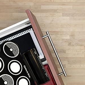 drawer; compact; portable