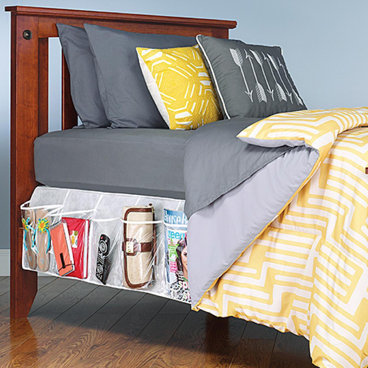 Bunk Bed Storage Pouch