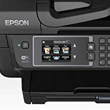 how to transfer photos from iphone epson workforce wf 2660 all in one wireless 19166