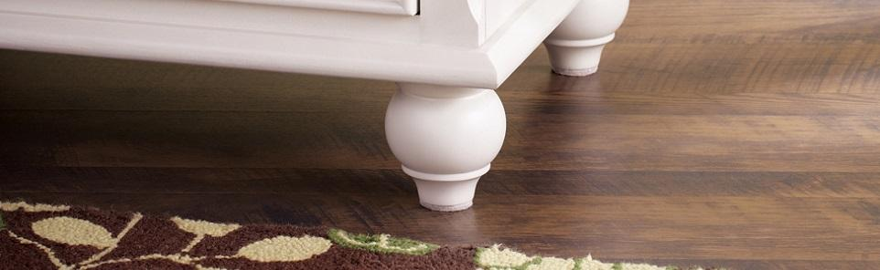 Self-Stick  Furniture Felt Pads Value Pack for Hard Surfaces