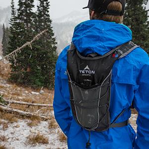 Amazon.com : TETON Sports Trailrunner 2 Liter Hydration Backpack ...