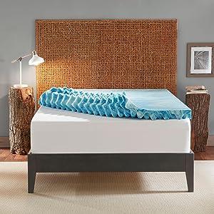 Amazon Sleep Innovations 4 inch Plush Support