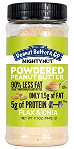 Mighty Nut Flax & Chia Powdered Peanut Butter