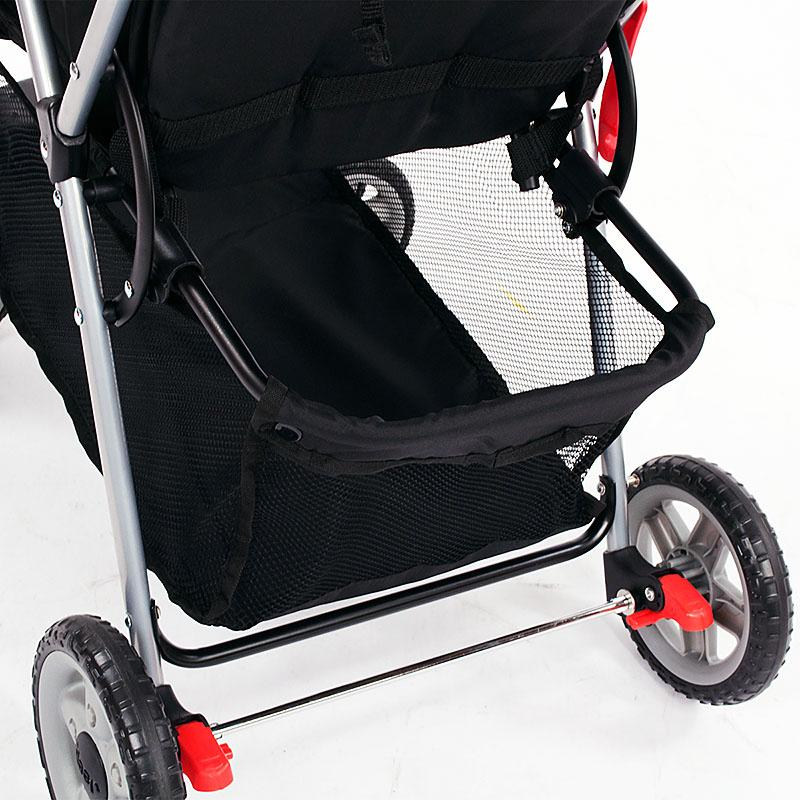 amazon com kolcraft cloud plus lightweight stroller fire red baby