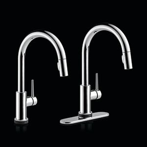 Delta Faucet 9159t Ar Dst Trinsic Single Handle Pull Down