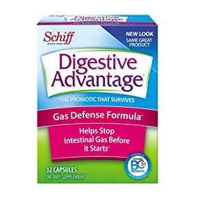 Digestive Advantage Gas Defense Formula
