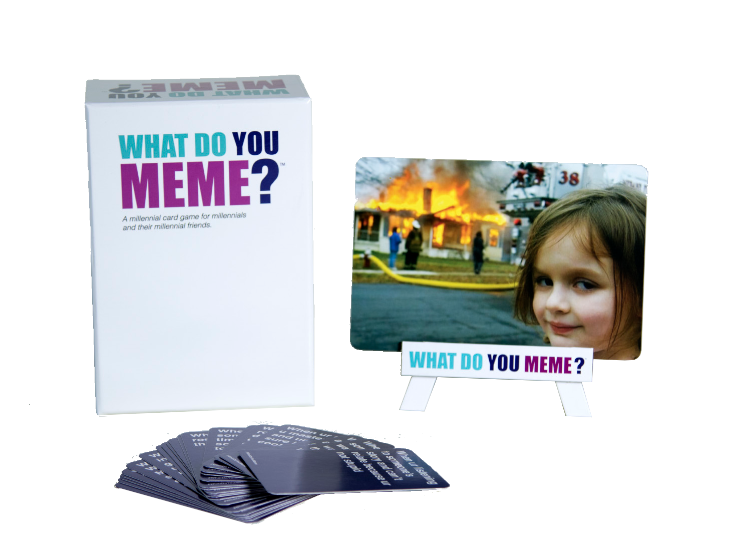 Amazon.com: What Do You Meme? Adult Party Game: Toys & Games