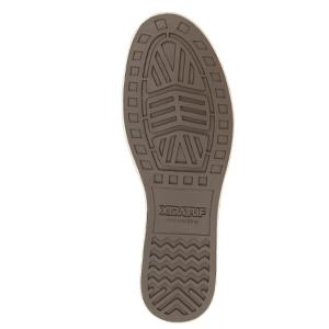 XTRATUF Finatic II Men's Leather Deck Shoes, slip resistant boat shoes, deck shoes