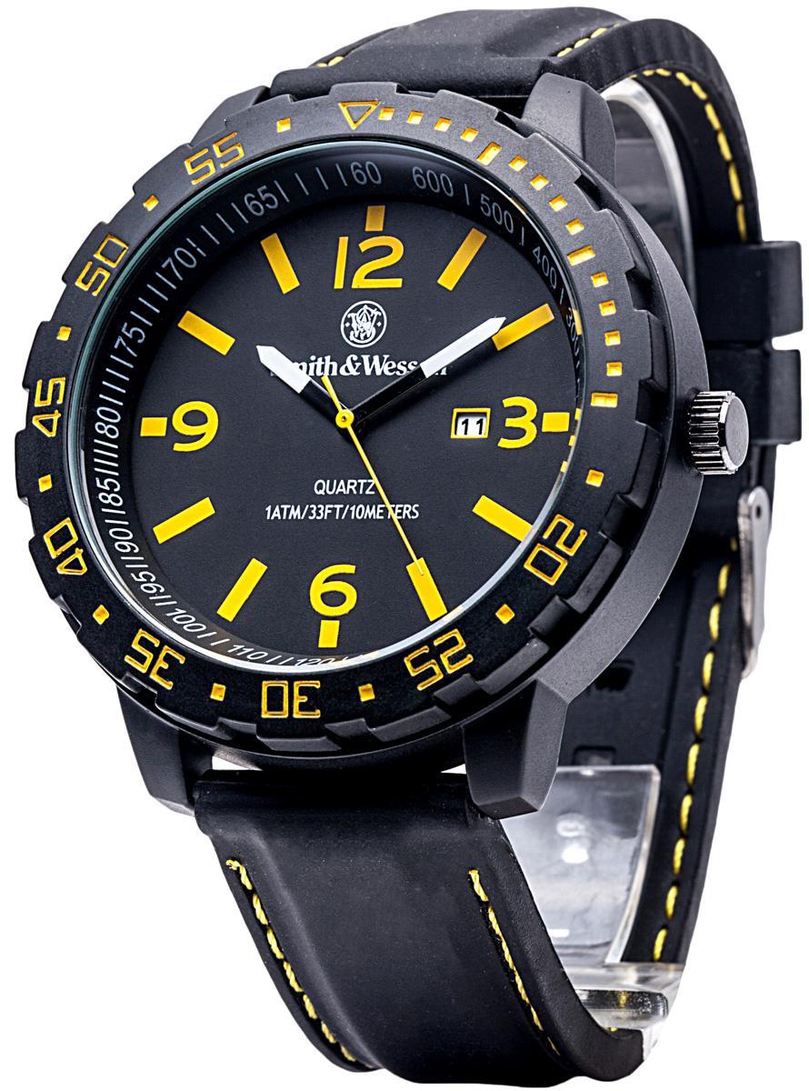 Amazon.com: Smith & Wesson SWW-LW6086 EGO Series Watch