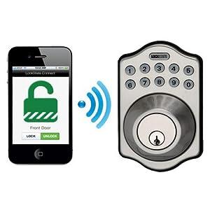 Amazon Com Remotelock Ls 5i Deadbolt Lock Wifi Enabled