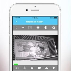 Amazon.com: ComfortCam Pro HD Baby Monitor - Remote