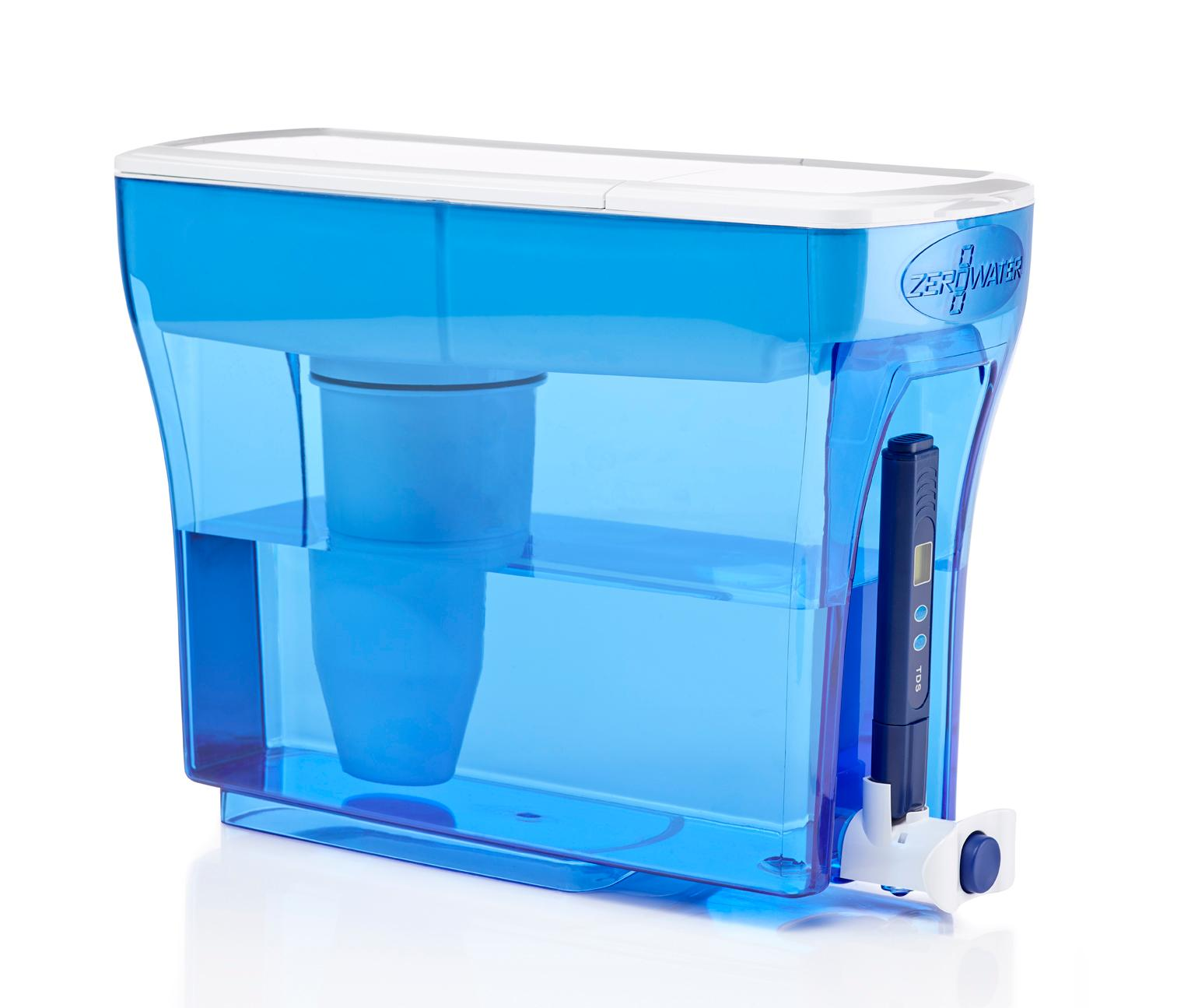 Amazon Com Zerowater 23 Cup Dispenser With Free Water
