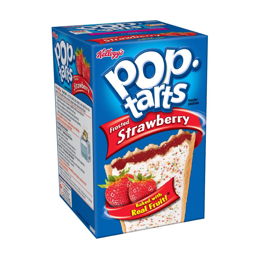 Image result for strawberry pop tarts