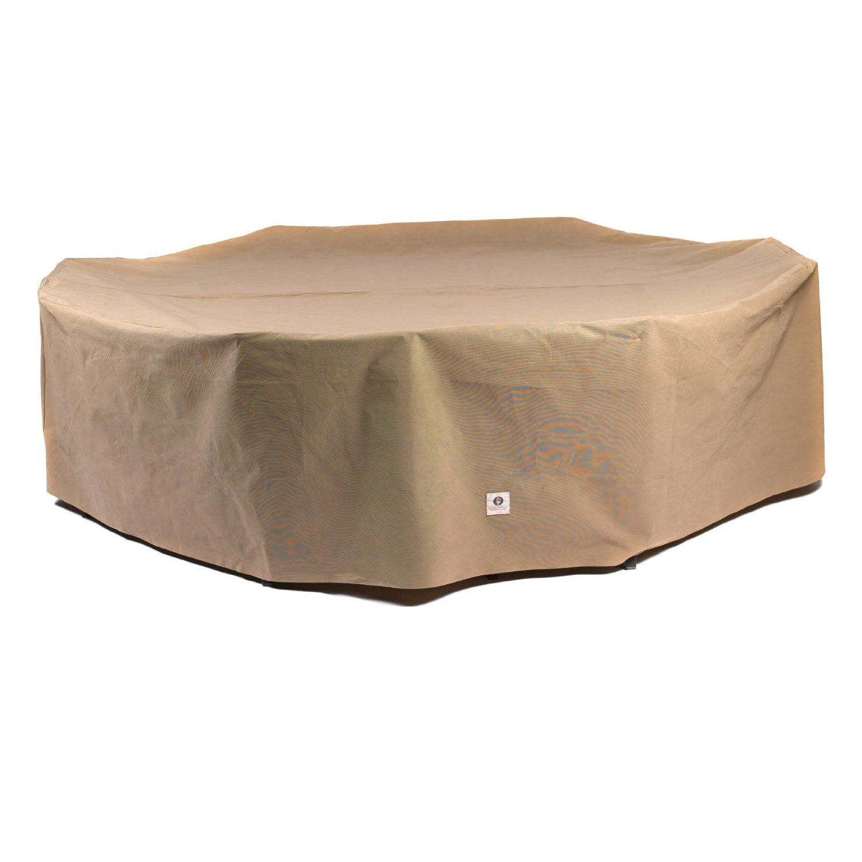 Amazon Com Duck Covers Essential Square Patio Table