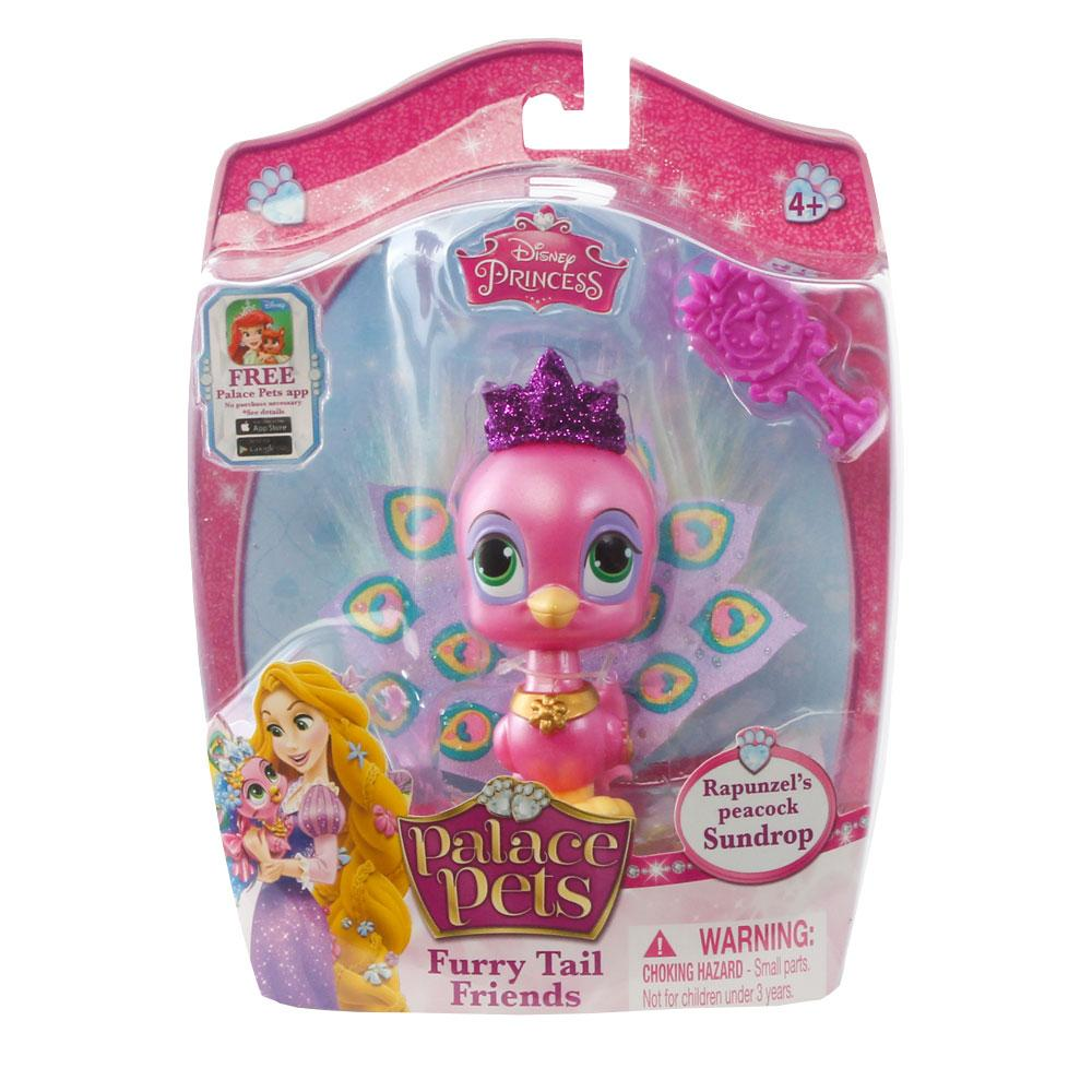 c59c50fcb9d Amazon.com  Disney Princess Palace Pets - Furry Tail Friends Doll ...