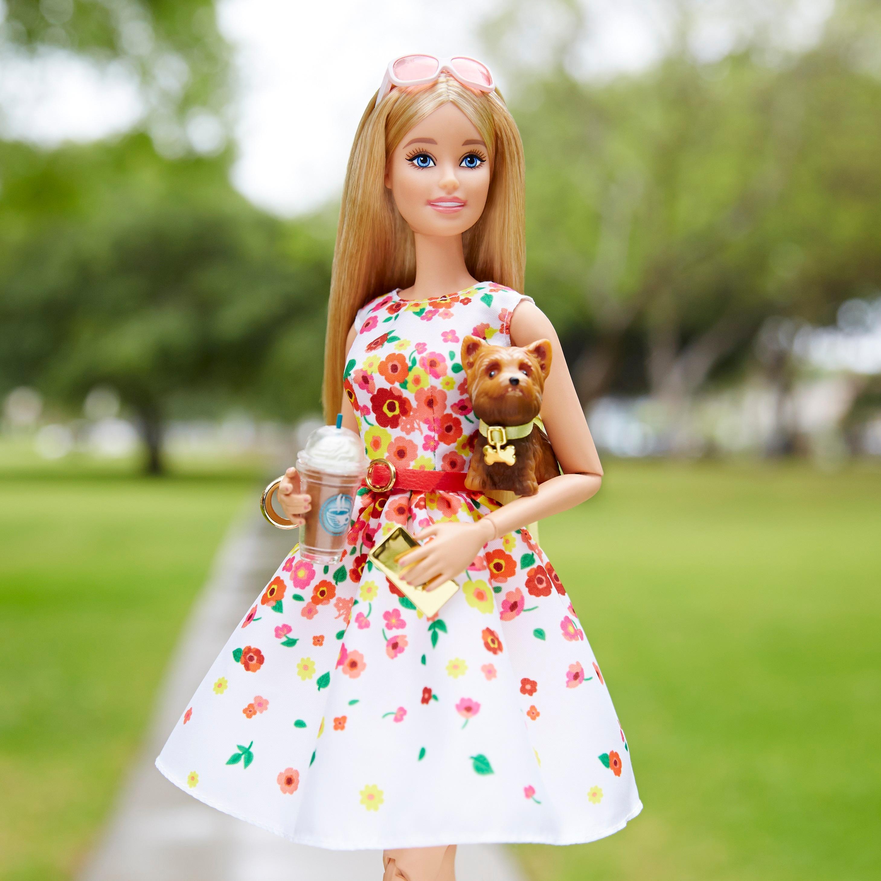 Amazon.com: Barbie Look Collector Barbie Doll - Park
