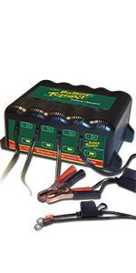 Battery Tender 4- Bank Battery Management System