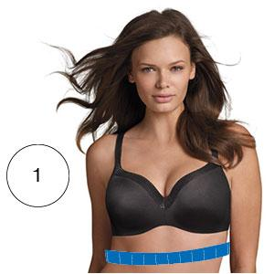 af33d39abac Playtex Women s 18 Hour Original Comfort Strap Full Coverage Bra ...