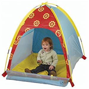 Lil Nursery - Portable Play Tent and Sun Shelter for Infants and Toddlers  sc 1 st  Amazon.com & Amazon.com: Pacific Play Tents Lil Nursery - Portable Play Tent ...